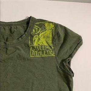 Unique Lululemon T Shirt XS/4